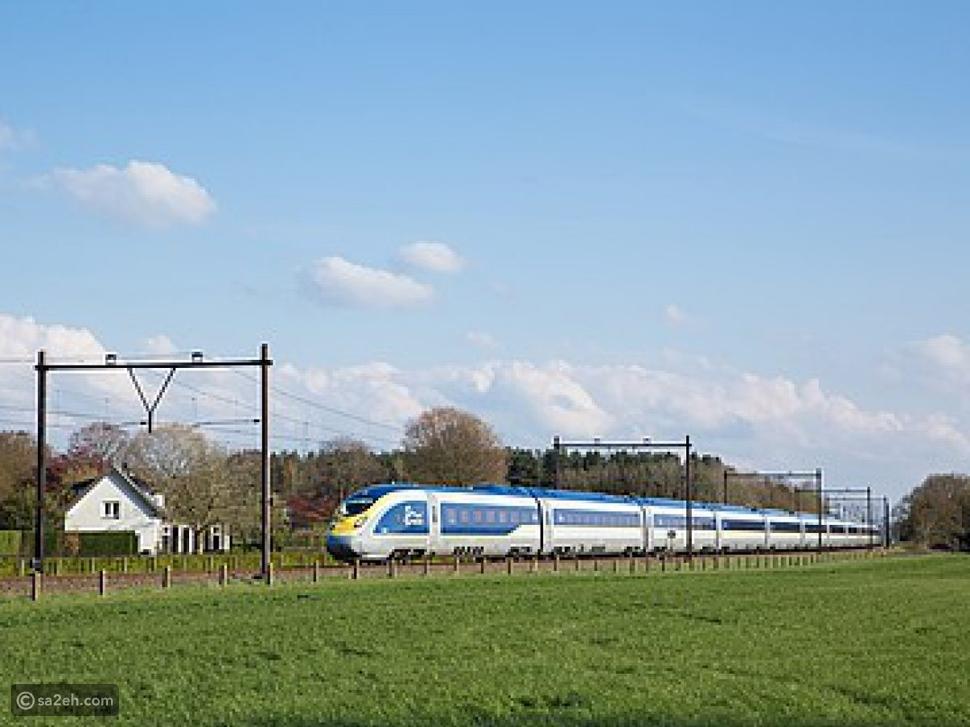 بديلاً للطائرة: بدء تشغيل القطار المباشر بين أمسترام ولندن في أبريل