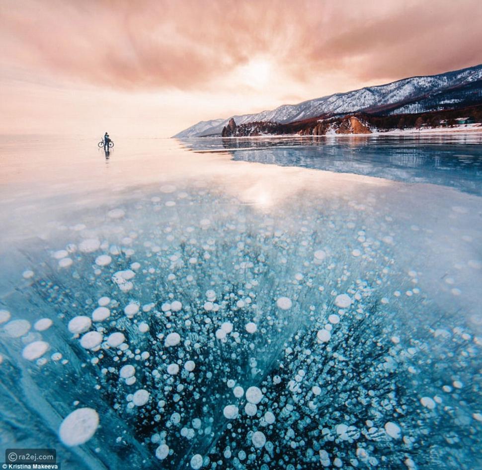 أعمق بحيرة في العالم.. بحيرة بايكال