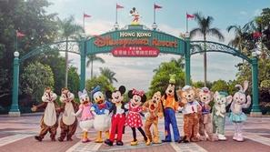 بسبب كورونا: ملاهي ديزني لاند في هونغ كونغ تتوقف عن استقبال الزائرين