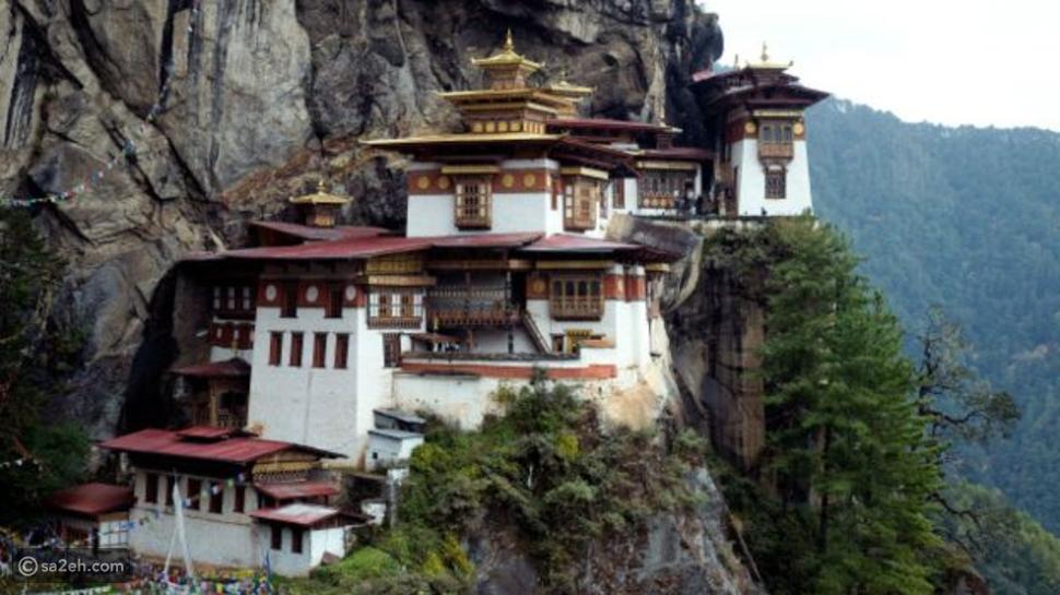 دير ناكتشانغ بارو في بوتان