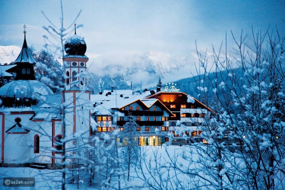 السياحة في النمسا بالشتاء: