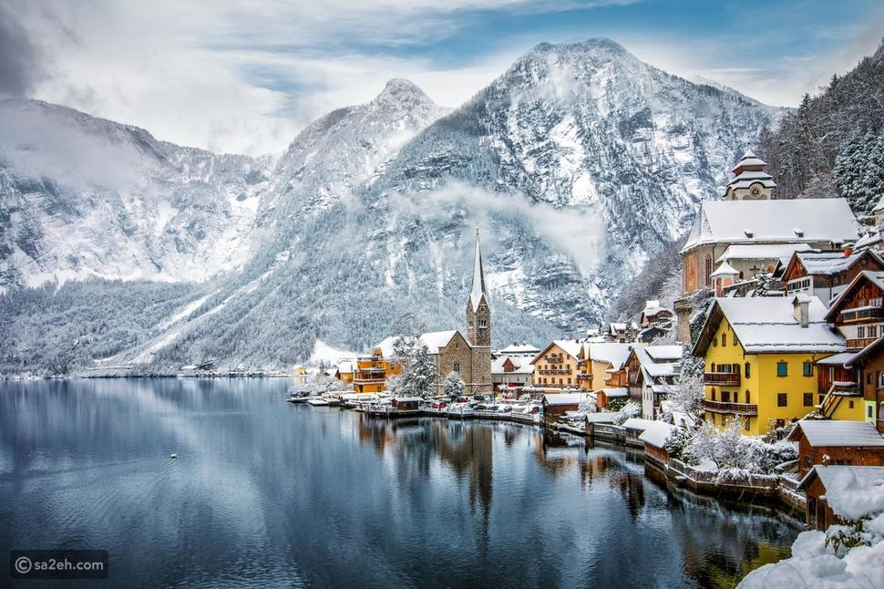 السياحة في إستونيا بالشتاء: