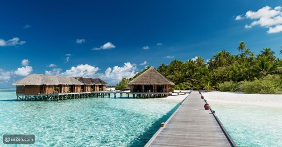 السياحة في المالديف بالشتاء