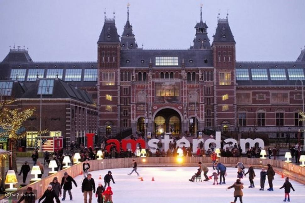 السياحة في هولندا بالشتاء: