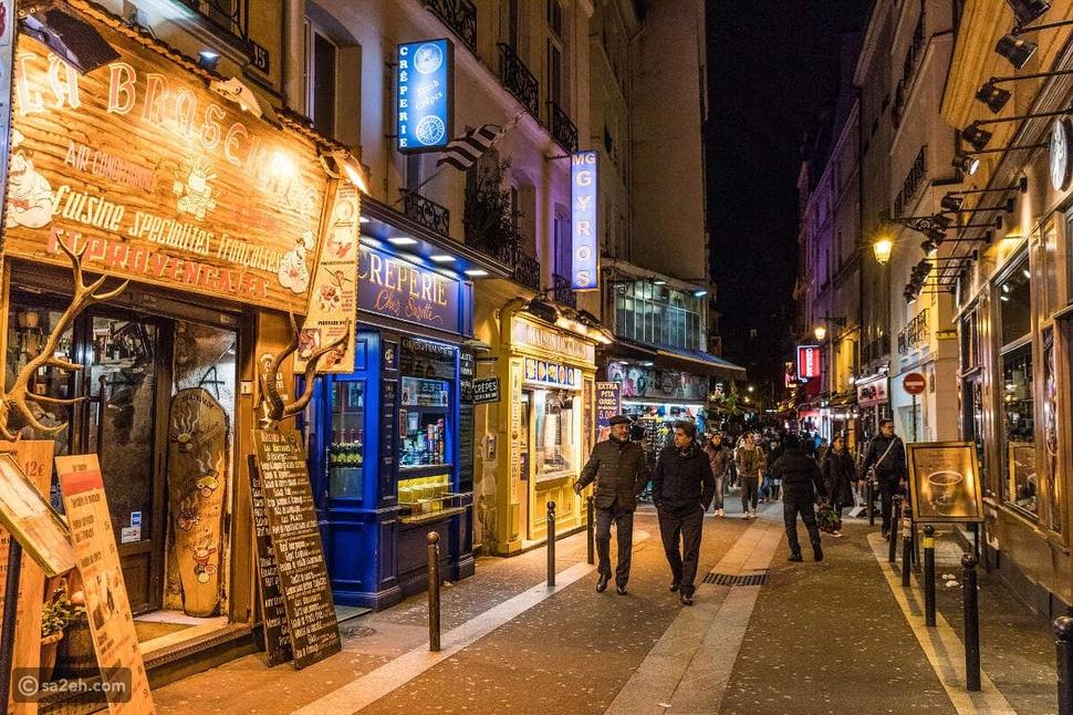 ما يجب القيام به في باريس