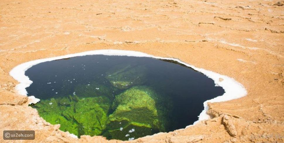أهدأ مكان في العالم: هذه المنطقة لا يوجد بها أحياء ولا حتى بكتيريا