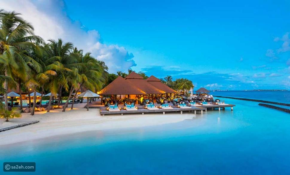 جزر المالديف - أفضل الأماكن لقضاء شهر العسل في الشتاء