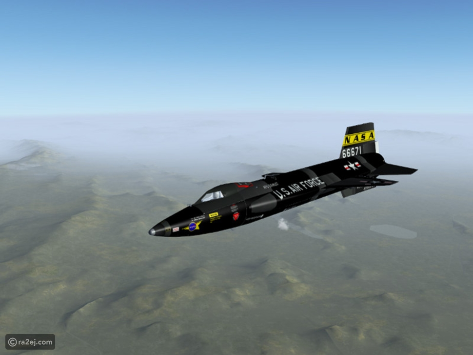 ماهي الطائرة التي لديها أعلى سقف الخدمة (إمكانية الطيران الأعلى)؟