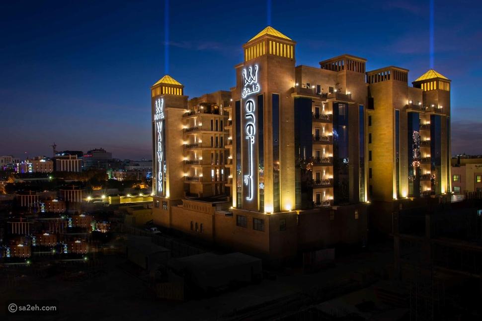 فنادق مطلة على البحر الخبر