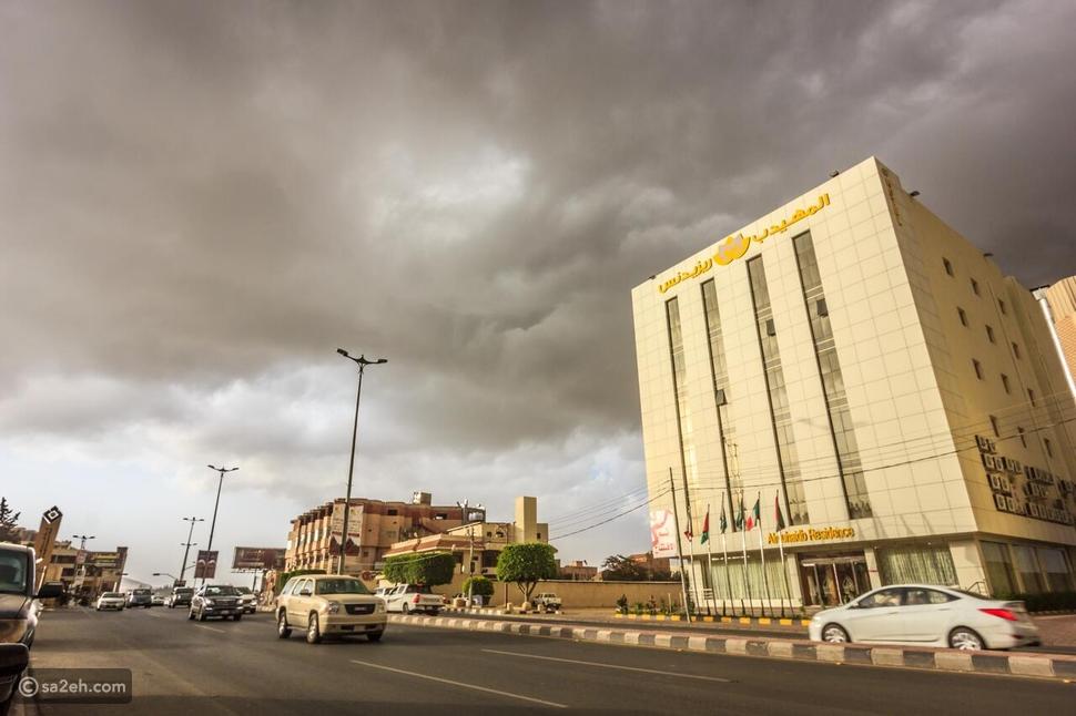 فندق المهيدب ريزيدنس أبها: