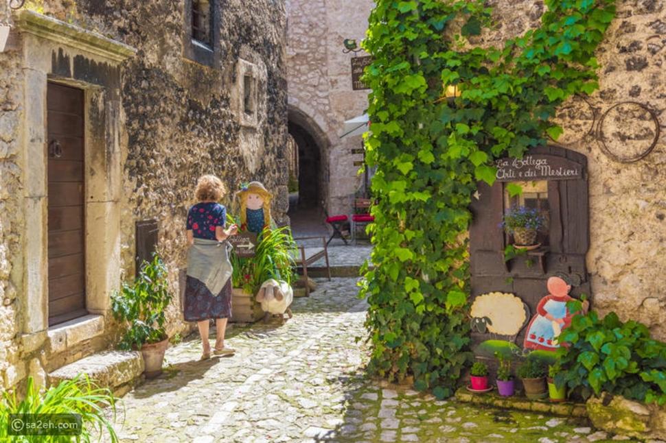 أجمل قرى إيطاليا تبحث عن سكان جدد أعمارهم تقل عن 40 عاماً