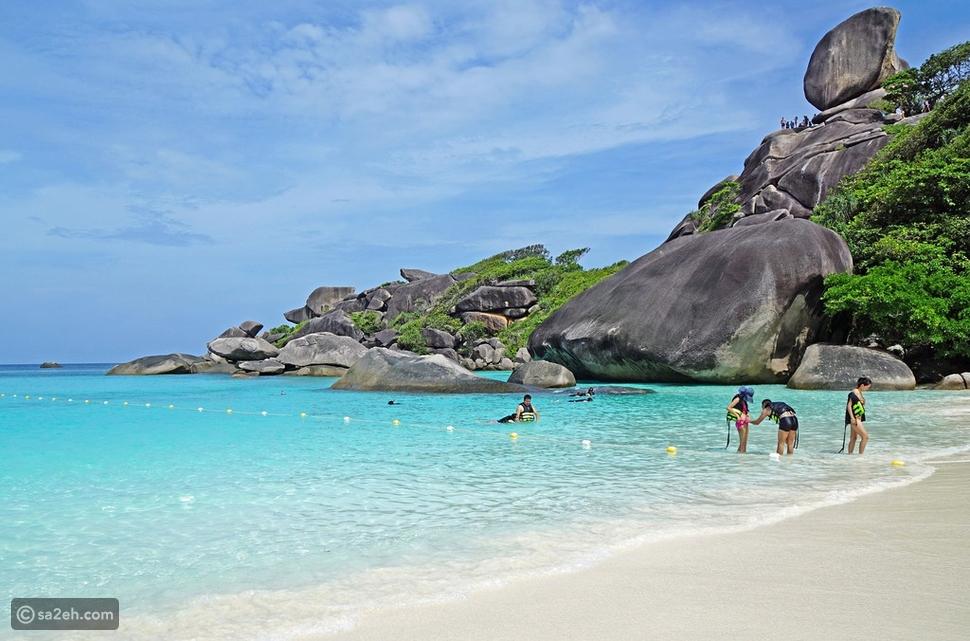 جزيرة كوه سيميلان