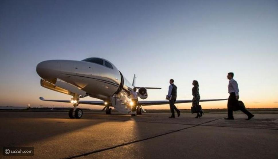 الطائرات الخاصة: بديل الأثرياء للسفر في زمن الكورونا