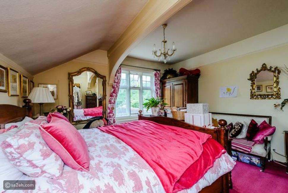صور: لعشاق هاري بوتر أصبح بإمكانكم قضاء ليلة في منزله بهذا السعر