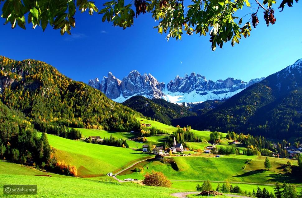 تفوق الخيال: انظر إلى أجمل البقاع الطبيعية في إيطاليا