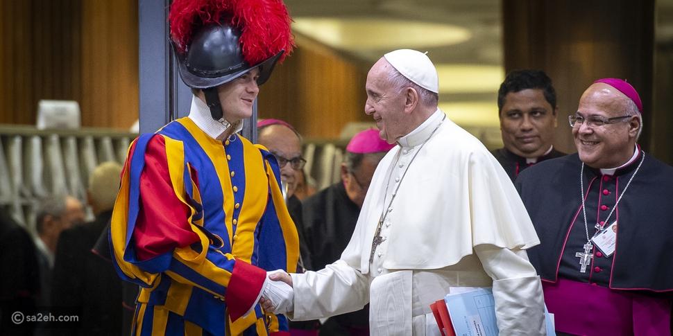 الحرس السويسري .. حرس البابا والفاتيكان