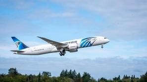 مصر للطيران تقوم بتشغيل أطول رحلة مستدامة في العالم