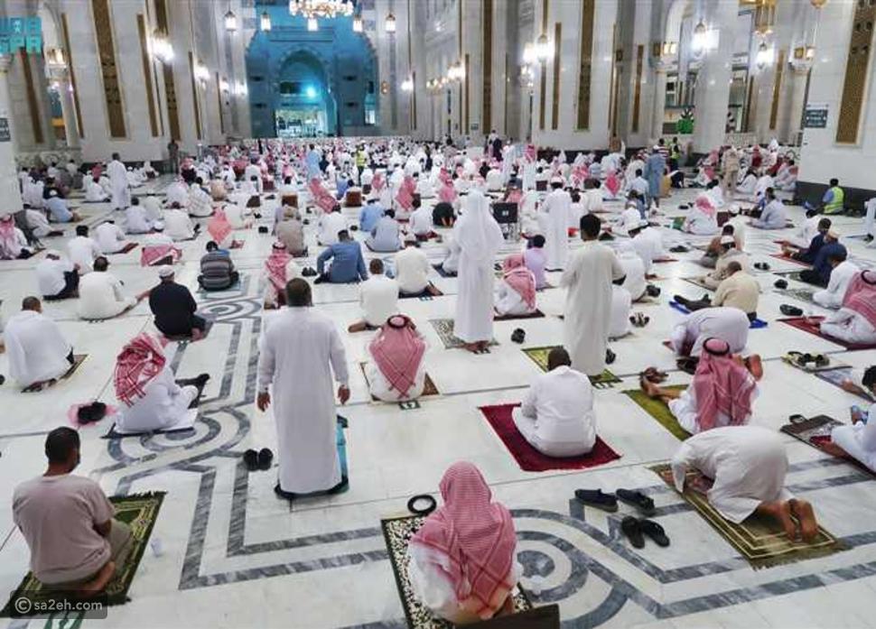 صلاة التراويح من المسجد الحرام