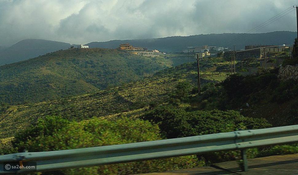 جبل السودة وتلال المشيبة: