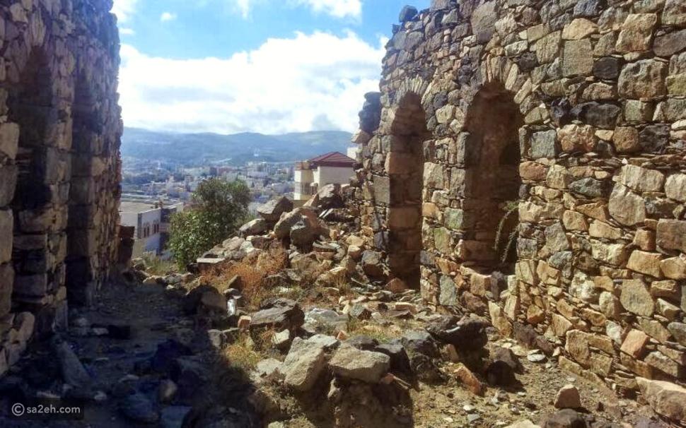 قلعة شمسان العثمانية: