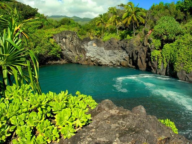 روعة هاواي و طبيعتها الخلابة