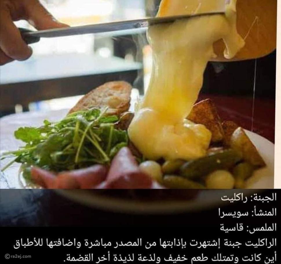 عشاق الأجبان 🧀 أشهر أنواع الجبن المعروفة عالمياً