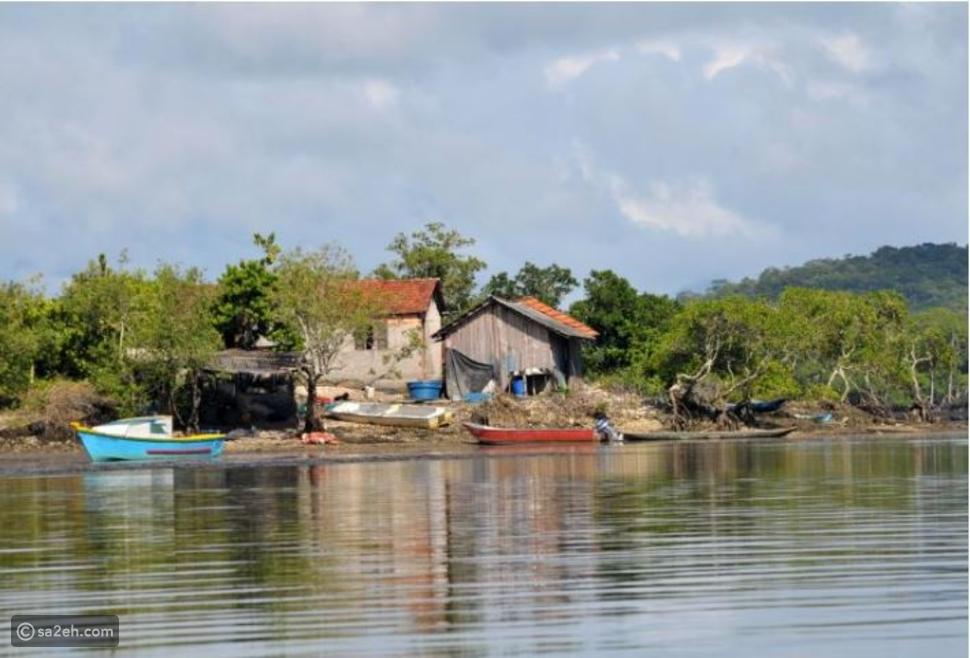 عش مع الطبيعة الهادئة في هذه الجزيرة البرازيلية الساحرة
