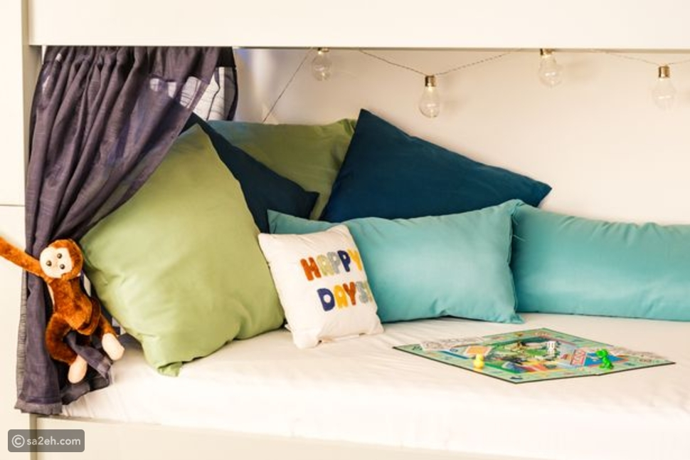 صور: هذا الجناح الفندقي مصمم لإسعاد الأطفال