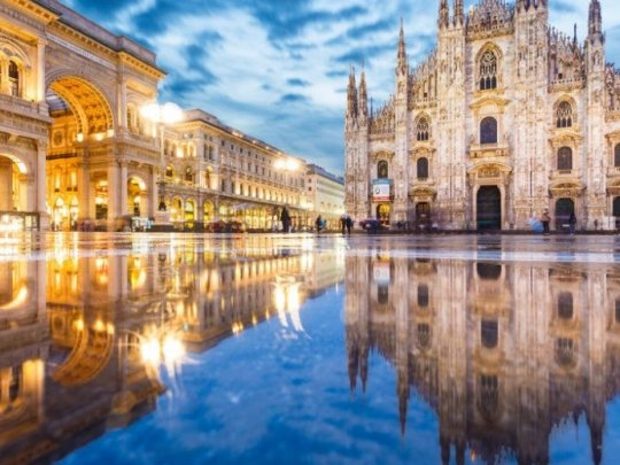 المعالم السياحية لمدينة ميلانو في إيطاليا