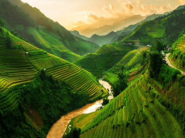 فيتنام وأروع الأماكن السياحية