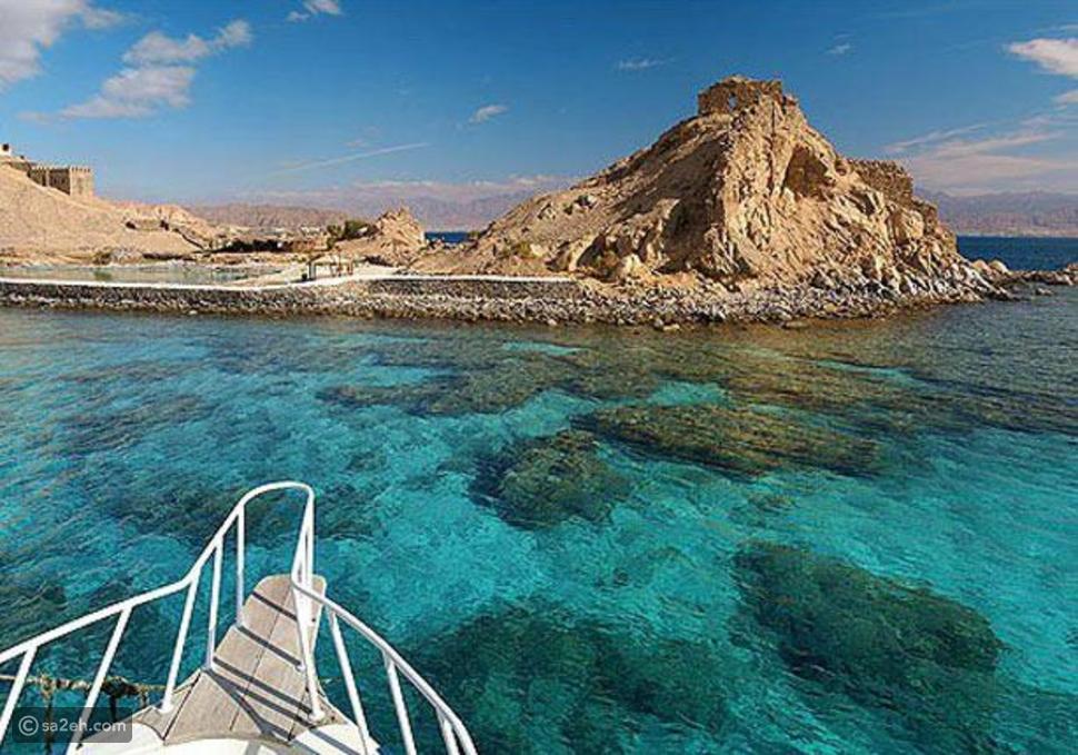 البحيرة المسحورة في مصر: تغير لونها 7 مرات وتحقق الأمنيات