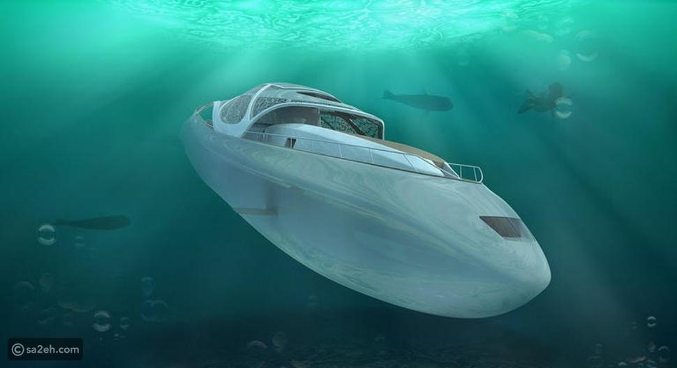 اليخت الغواصة: لتجربة ساحرة على سطح البحر وفي أعماقه