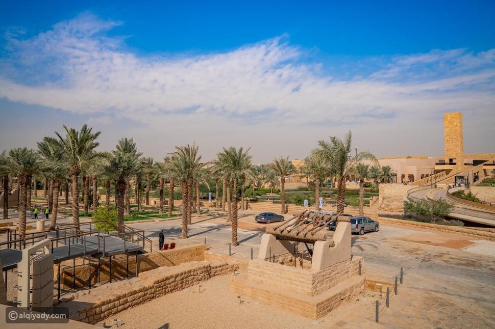 الدرعية: واجهة السعودية الثقافية تفتح أبوابها للسائحين