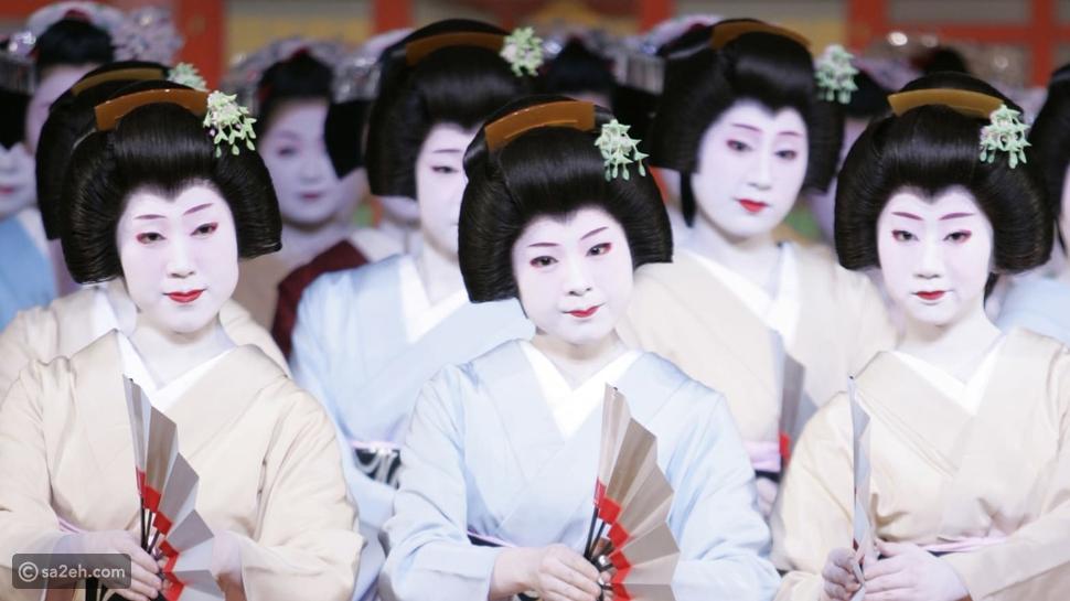 من هن فتيات الغيشا؟ تراث وتقاليد يابانية.