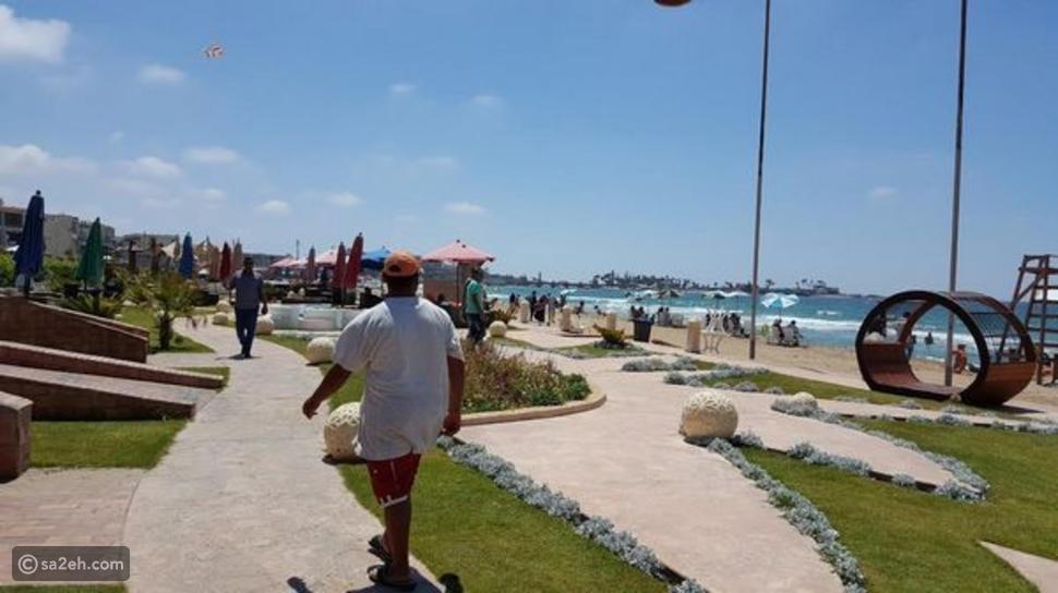 شاطئ الاسكندرية: