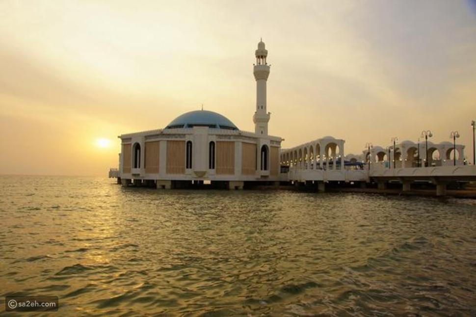 المسجد العائم: