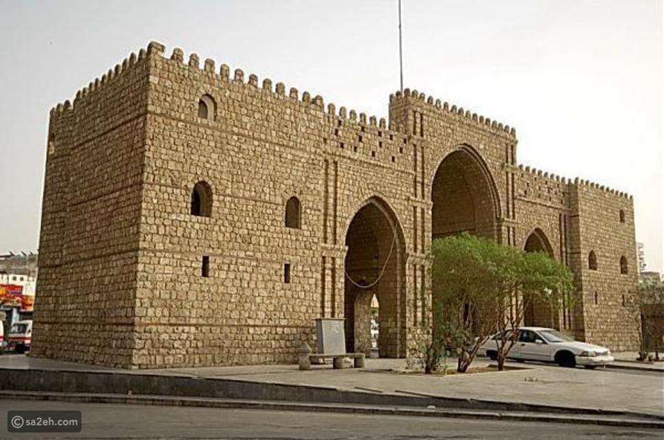 باب مكة في جدة: