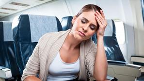 هذه بعض الأمراض التي قد تُصيبك في حالة السفر بالطائرة لأكثر من 5 ساعات