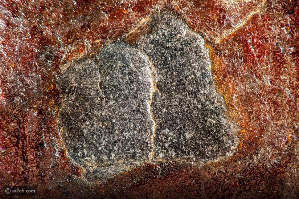 الحجر السود بتقنية فوكس ستاك بانوراما