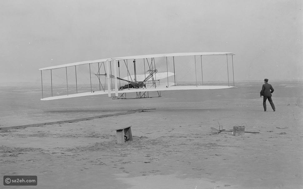 الأمريكي ويلبر رايت.. من ميكانيكي إلى مخترع الطائرة