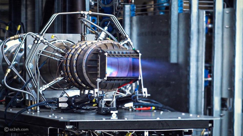 نموذج أولي لمحرك Hermeus  بسرعة 5 ماخ