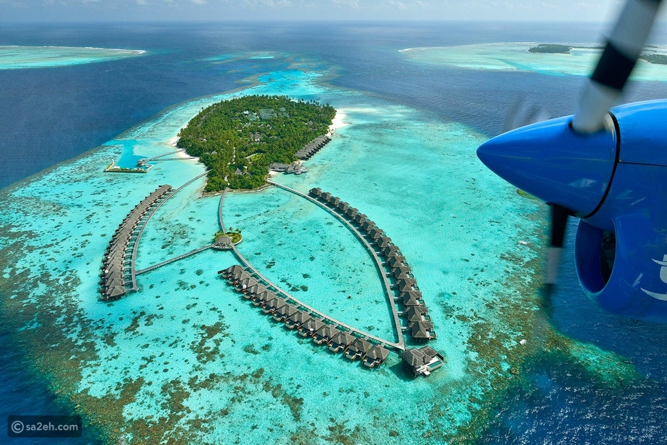 جزر المالديف... طبيعة خلابة وشواطئ بيضاء