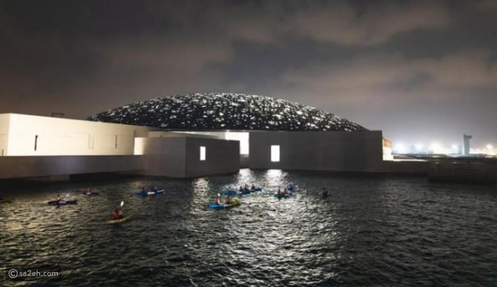 7 أنشطة رائعة يمكنك الاستمتاع بها في ليل أبو ظبي