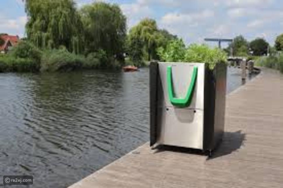 مباول خضراء: فكرة هولندية خلاقة لحل أزمة التبول في الأماكن العامة