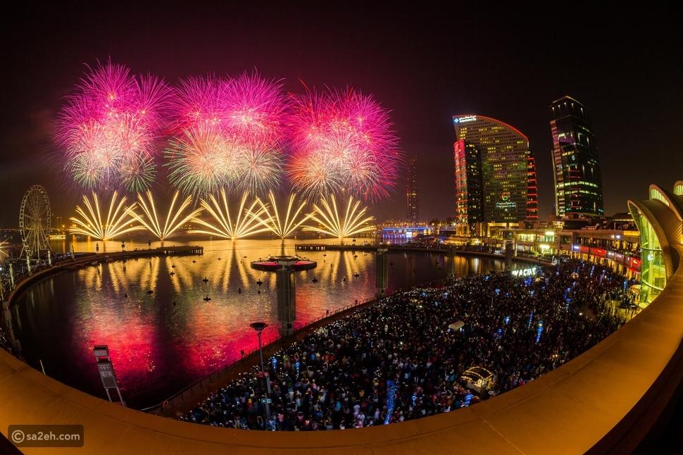 العيد في دبي أجواء احتفالية بنكهة عائلية