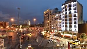 أفضل الفنادق للإقامة في ساحة تقسيم في اسطنبول