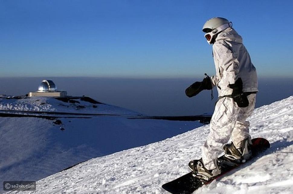 منتجعات تزلج تضمن لك عطلة شتوية مميزة: هل فكرت في الشرق الأوسط؟