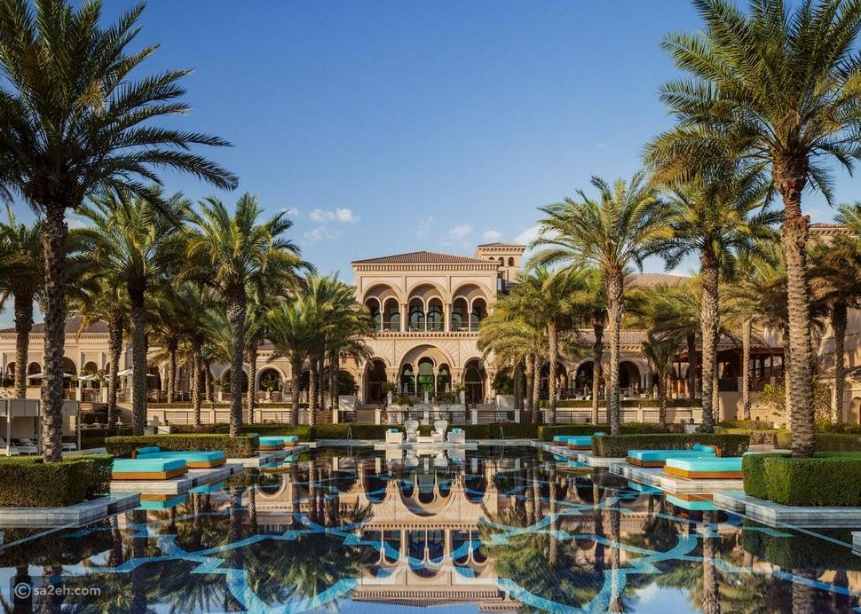 فنادق النخلة دبي