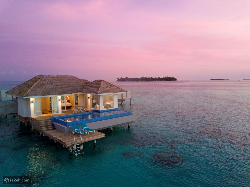 كانديما المالديف: 5 أسباب تجعل الرحلة إلى جزر المالديف هدية احتفالية م