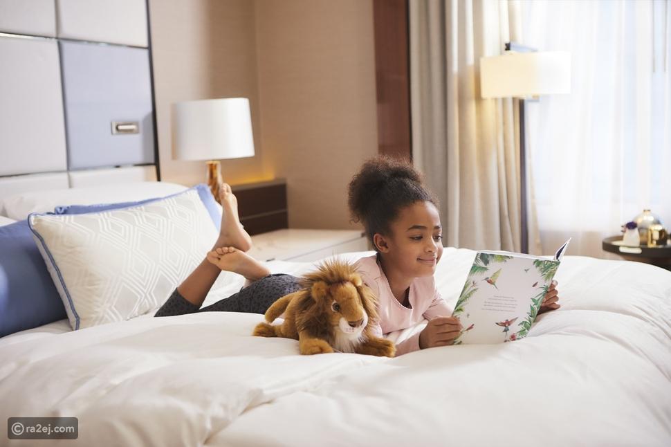 """الريتز-كارلتون تطرح كتاب مخصّص للأطفال بعنوان""""الفيل الصغير الضائع"""""""
